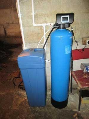 Фильтр очистки воды для коттеджа